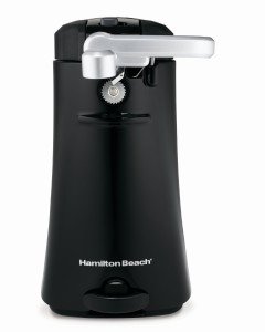 Hamilton Beach 76389R OpenStation Can Opener Review